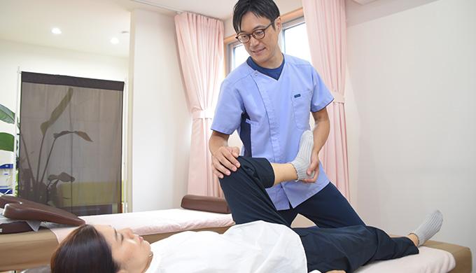 当院での改善方法