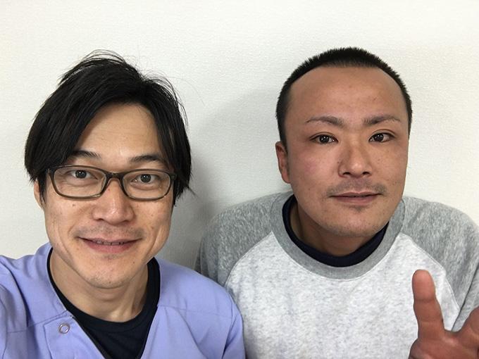 (田畑さん 30代 男 鹿児島市)